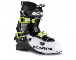 SCARPA MAESTRALE RS WHITE/BLACK/LIME