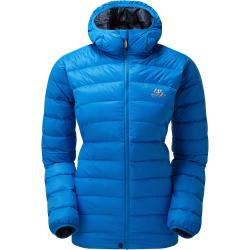 MOUNTAIN EQUIPMENT FROSTLINE HOODED WMNS JACKET ME-01537 AZURE