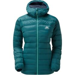 MOUNTAIN EQUIPMENT FROSTLINE HOODED WMNS JACKET ME-01590 DEEP TEAL