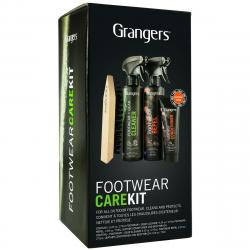 GRANGERS FOOTWEAR CARE KIT SET